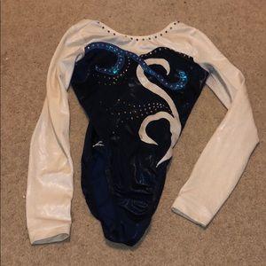 Competition gymnastics Leotard